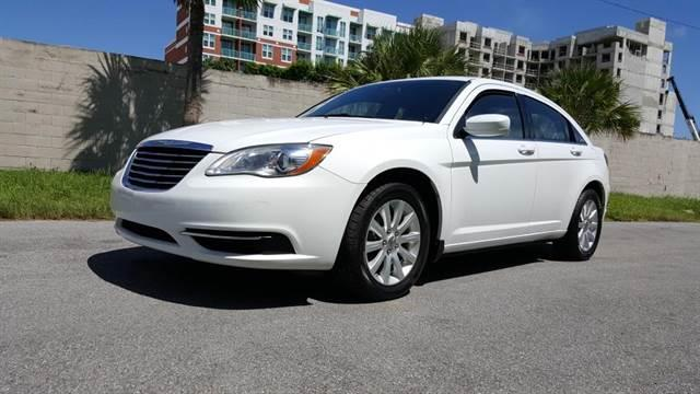 2012 Chrysler 200 Touring 4dr Sedan Autotrading Usa